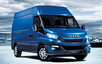 Storevan inrichting Iveco Daily