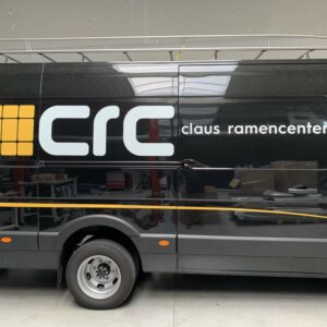 Claus Ramencenter - Bedrijfswageninrichting