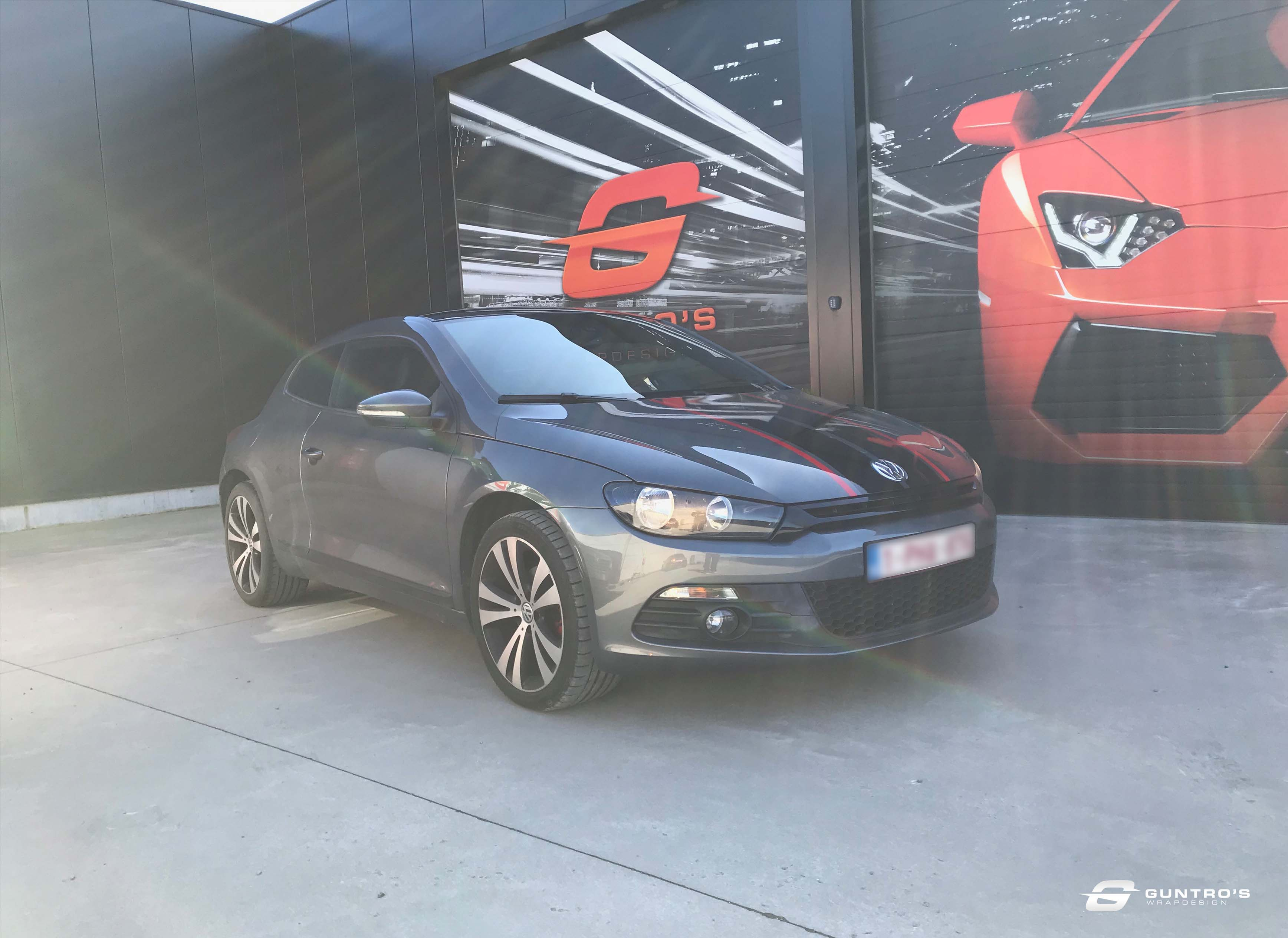 ACCENT STRIPING VW SCIROCCO