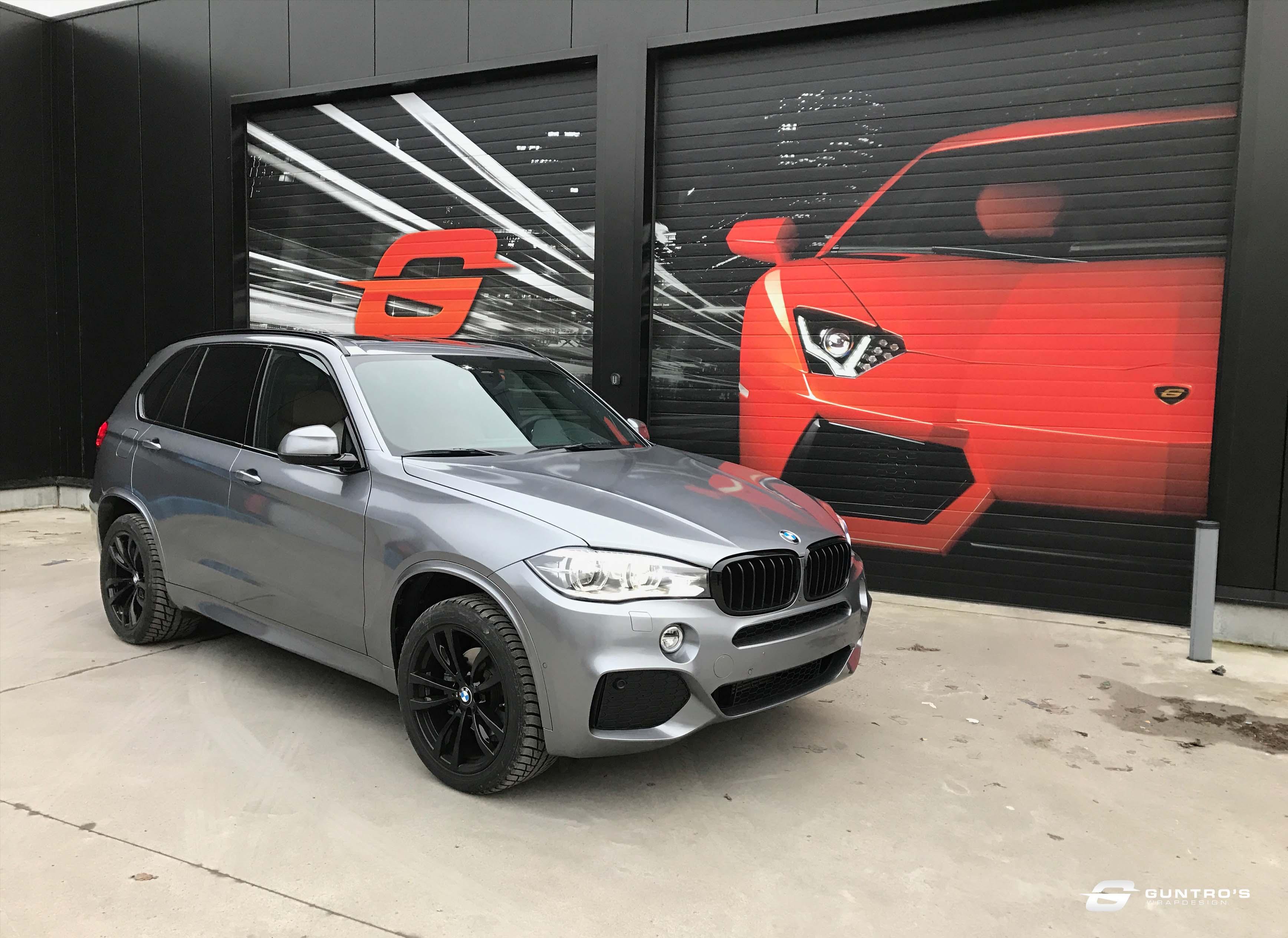 FULL WRAP BMW X5