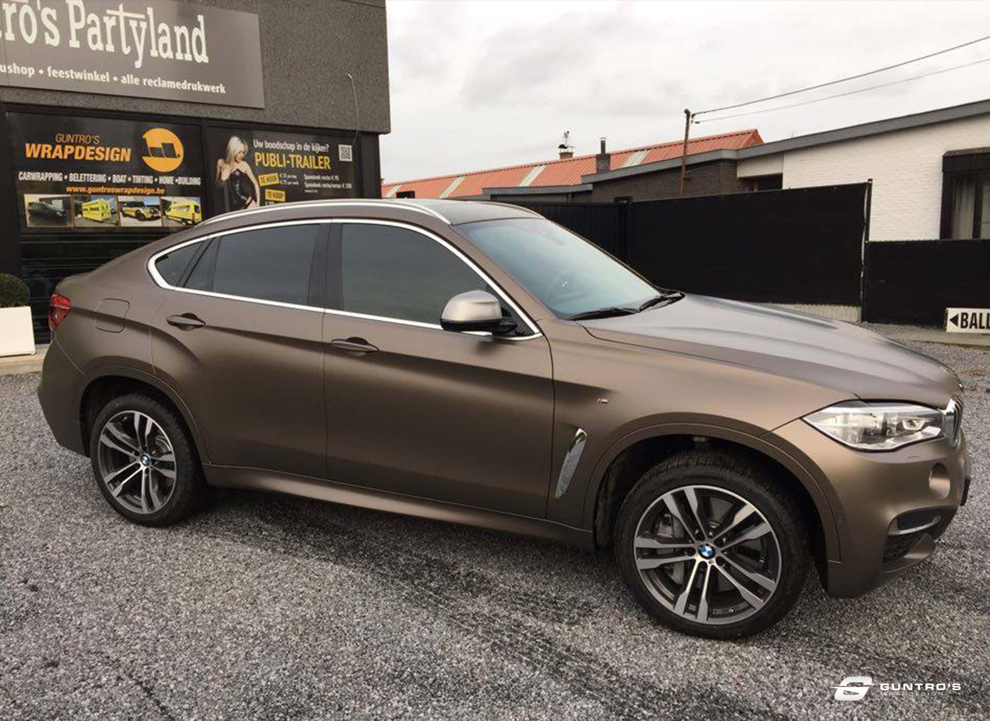 FULL WRAP BMW X6