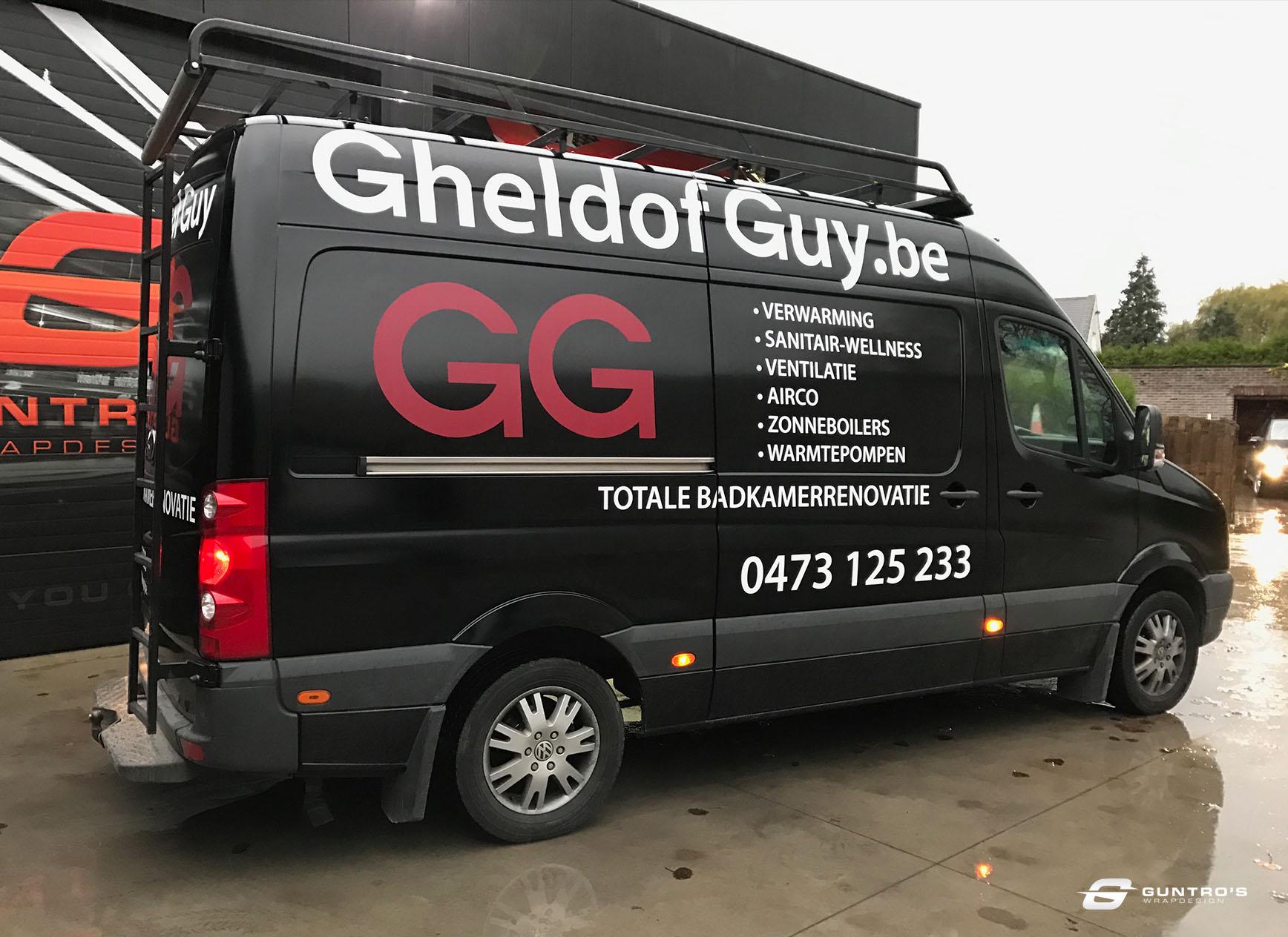 BELETTERING GHELDOF GUY