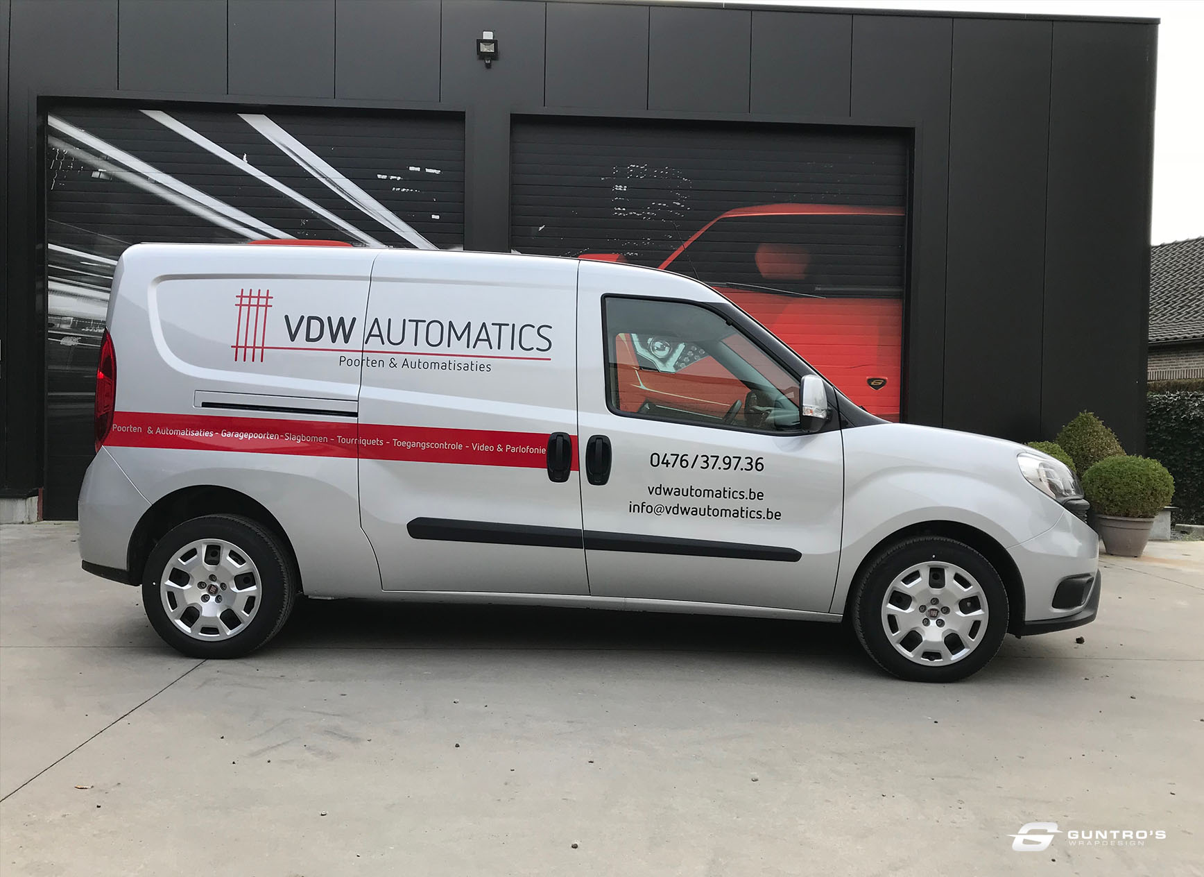 BELETTERING VDW AUTOMATICS