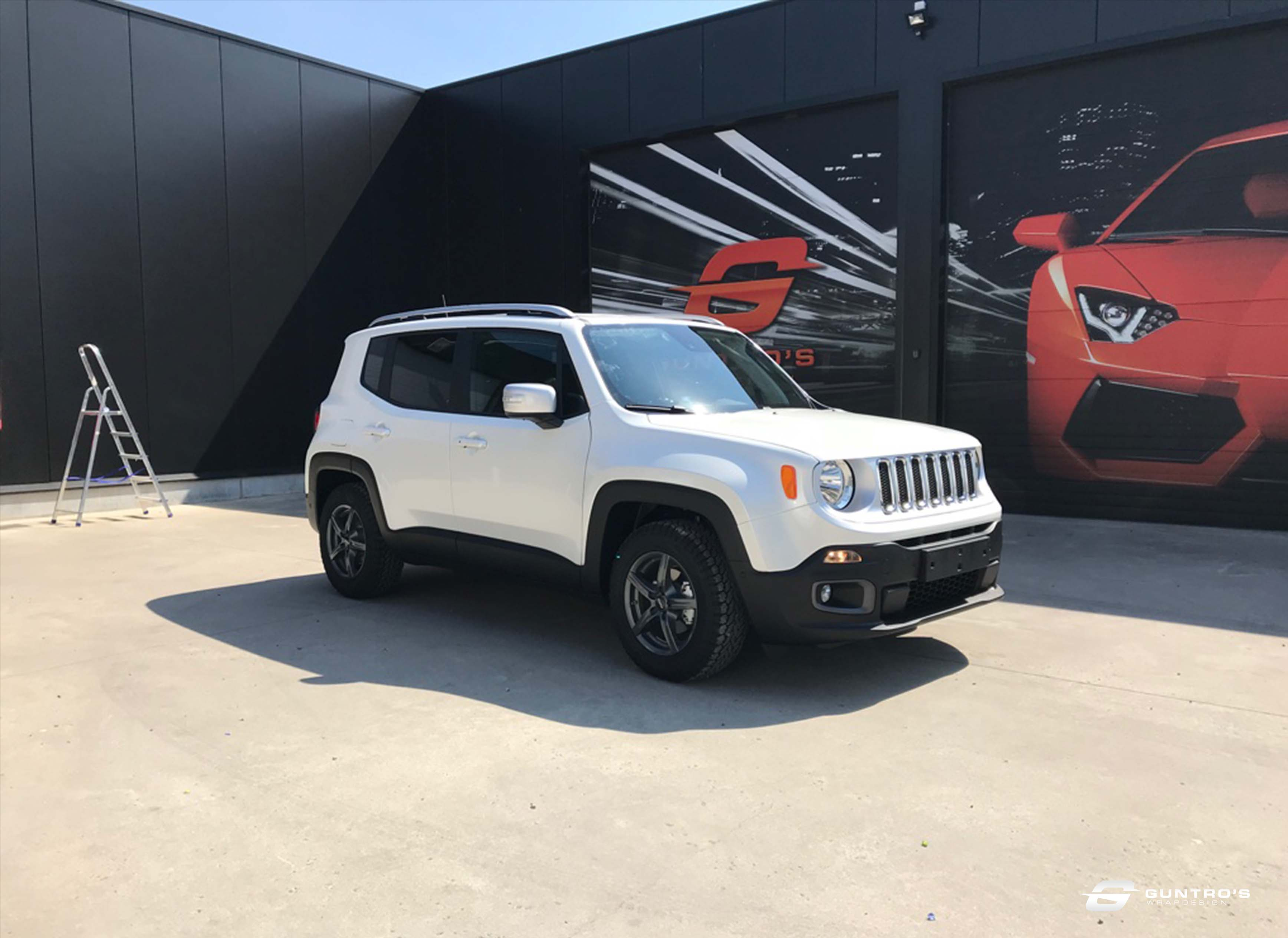 FULL WRAP JEEP RENAGEDE