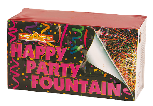Fontein Happy Party 18/1