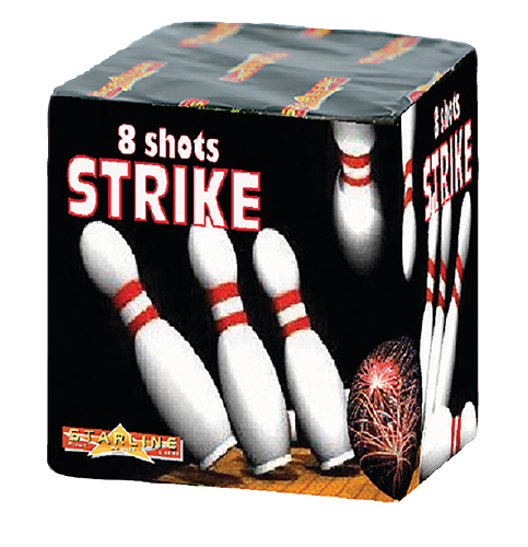 Strike 8 Shots 40/1