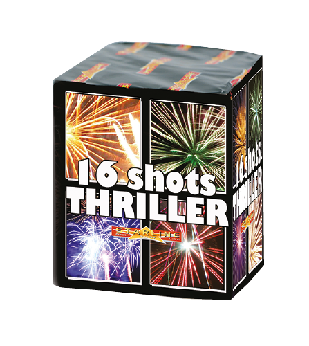 Thriller 16 Shots 24/1
