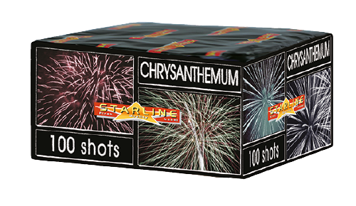 Chrysanthemum 100 Shots @4/1