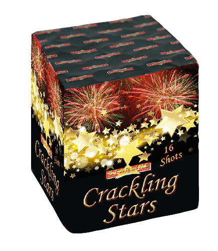 Crackling Stars 16 Shots 24/1