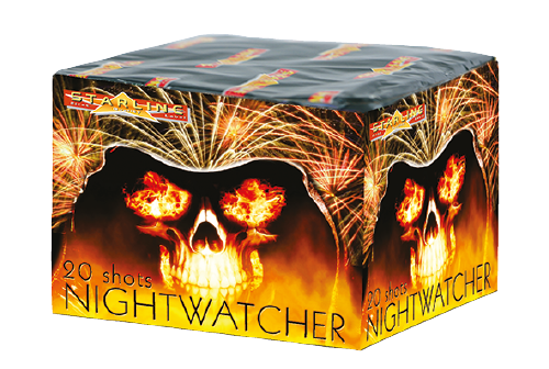Nightwatcher 20 Shots @10/1