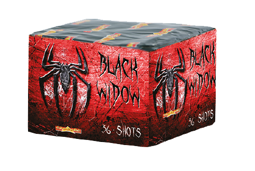 Black Widow 36 Shots 12/1