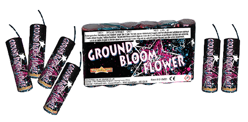 Ground Bloom Flower (6) 20/@12