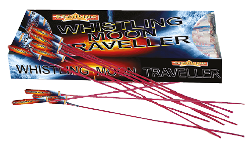 Whistling Moon Traveller (12) 20/@12