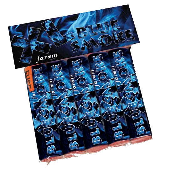 Blue Smoke Tubes 50-60 sec. (5) 30/1